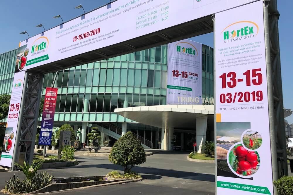 Photo Gallery 2019 - HortEx Vietnam